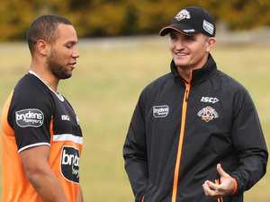 Tigers eye huge compensation as Cleary addresses players