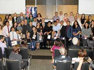 49 new Australian citizens join Mackay community