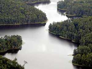 Clarrie Hall Dam dips below full capacity