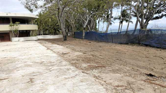 NEAR BEACH: All of the demolition works need to be completed by the QLD Government's August 31st deadline.