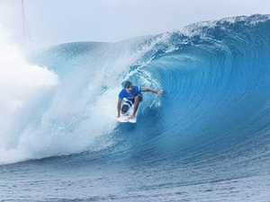 Wilson shapes up for key world tour event at Tahiti