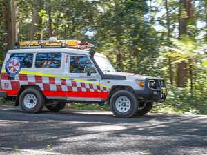 Trail bike rider injured in Korora crash
