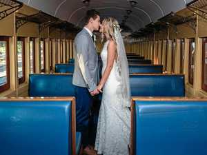 Rattle Station wedding heralds new era
