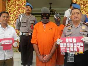Sunshine Coast man arrested in Bali cocaine bust