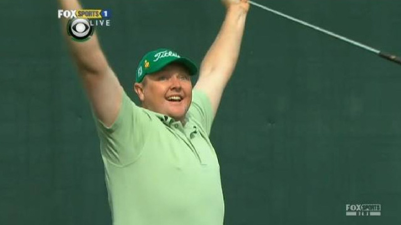 One of Jarrod Lyle's career highlights was a hole-in-one at the 16th or 'Stadium Hole' at the TPC Scottsdale in the Phoenix Open.