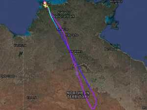 On-board emergency diverts flight to Darwin