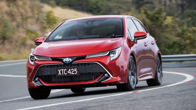 A new engine brings the Toyota into line with rivals. Picture: Supplied.