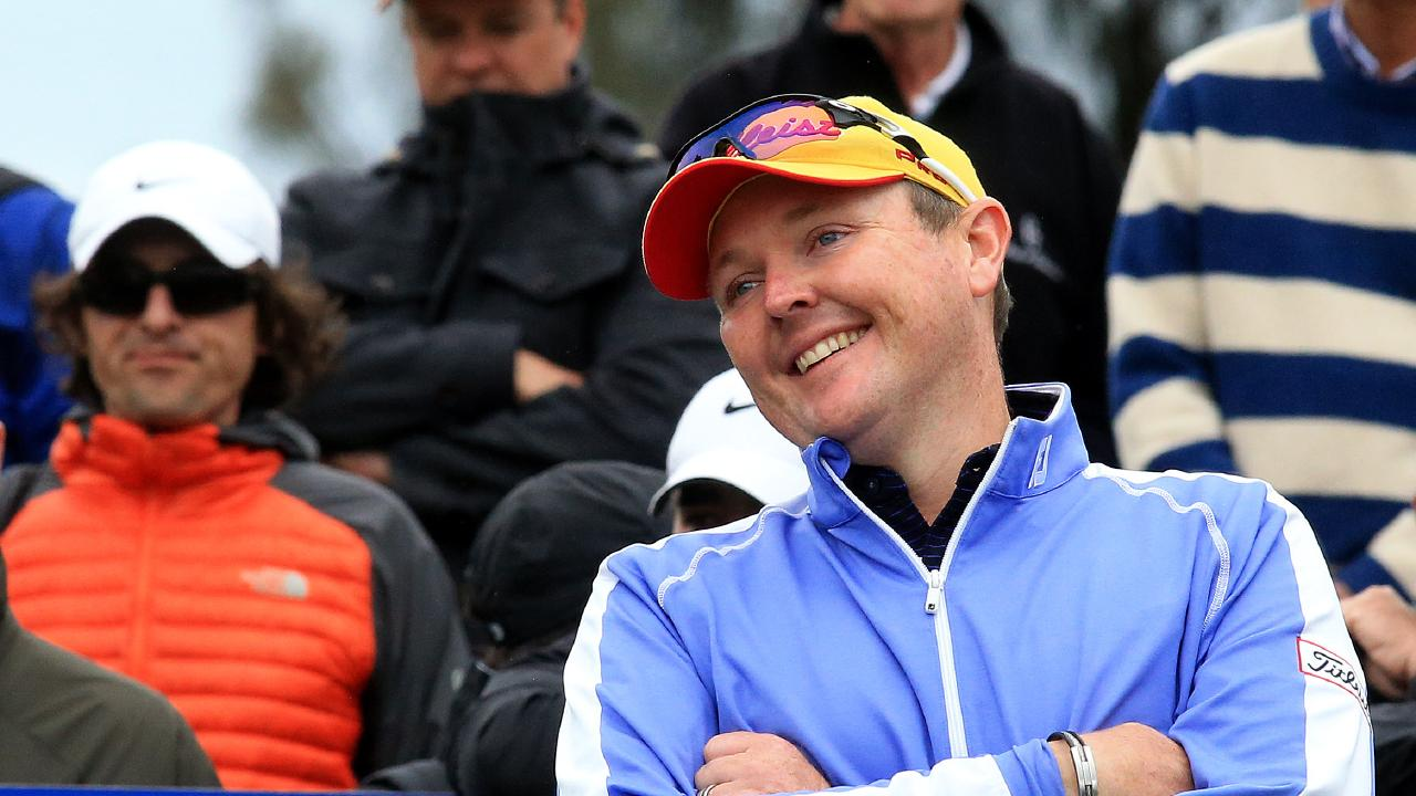 Jarrod Lyle could get people from all walks of life to smile. Picture: Wayne Ludbey