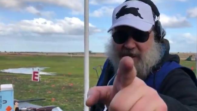 Crowe took aim at the Roosters earlier this week.