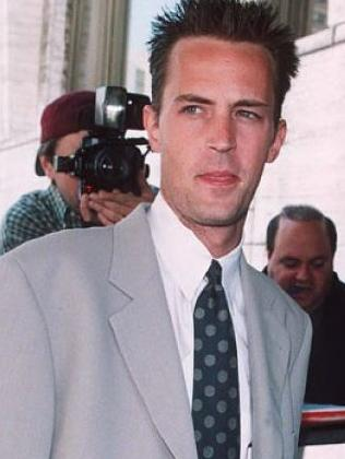 """Matthew Perry said his weight loss during the height of his addiction was """"scary"""". Picture: Supplied"""
