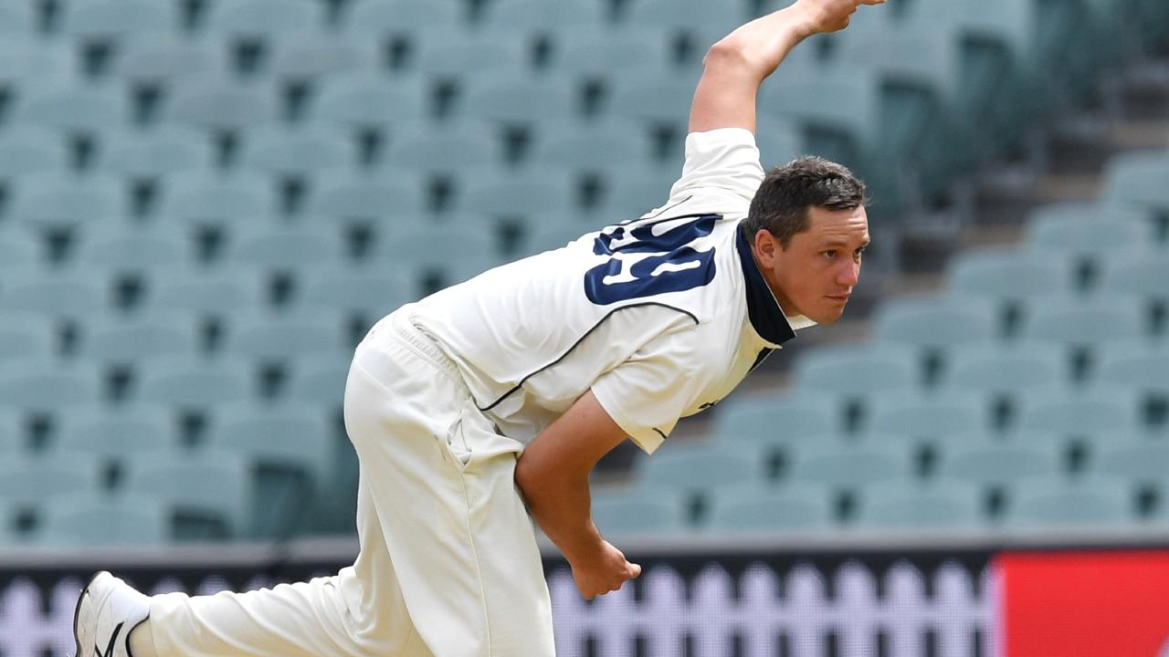 Chris Tremain will have the chance to push his case for inclusion when he tours India for Australia A. (AAP Image/David Mariuz)