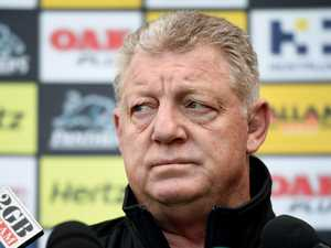 Gould admits Panthers' play for Cleary could backfire
