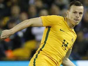 Socceroos defender heads to MLS to revive career