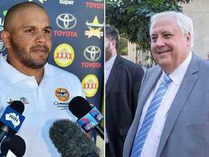 Palmer told to negotiate port access