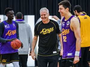 Gaze hails Kings as strongest NBL squad ever
