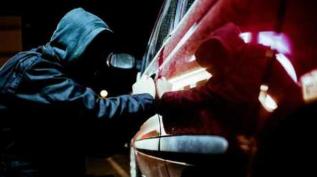 A large number of Australians are leaving their cars unlocked, leaving them open to theft.