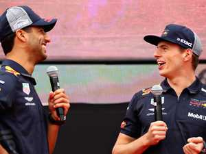 Red Bull: Ricciardo ran from Max battle