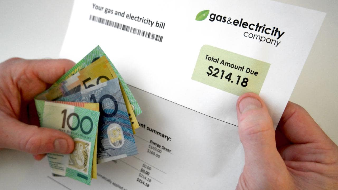 The Prime Minister says energy bills will go down if the NEG goes through. Picture: iStock.