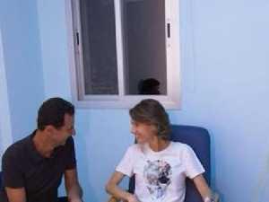 Assad's wife starts cancer treatment