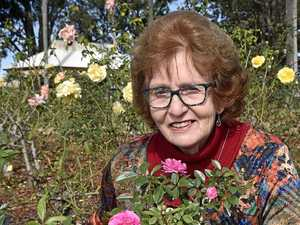 Newtown Park garden comes up roses on world stage
