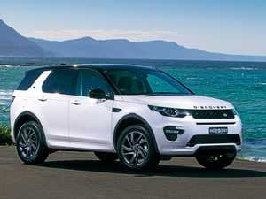 Land Rover Discovery Sport is one royally cool cat
