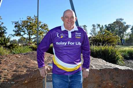 Michael Gaskin is a prostate cancer surviver.