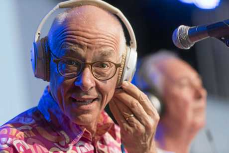 Dr Karl graces the radio waves every week fielding questions on everything known to man.