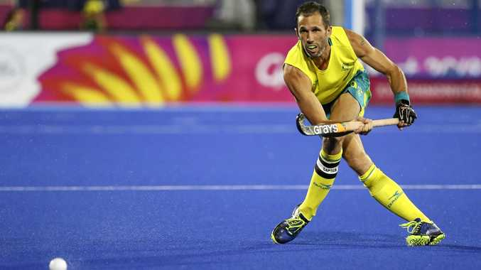 AMAZING NEWS: Rockhampton's retired hockey star Mark Knowles is excited his home city will host the 2019 Oceania Cup and has vowed to support it in any way he can.