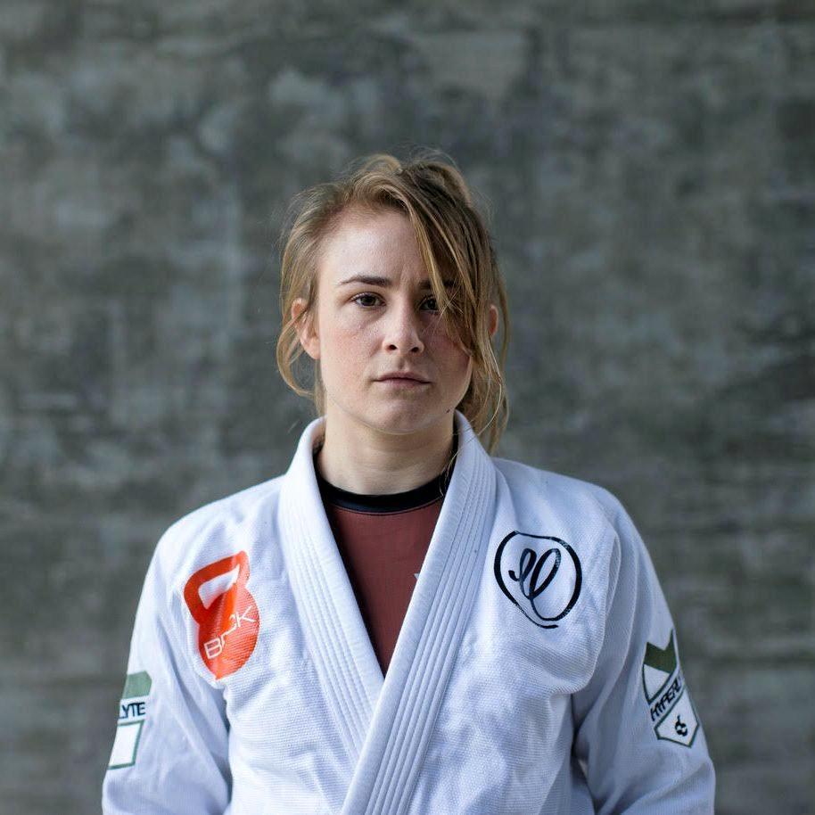 US Brazilian jiu-jitsu champion Erin Herle.