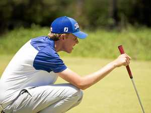 Yeppoon golfer heads to US to chase his sporting dream