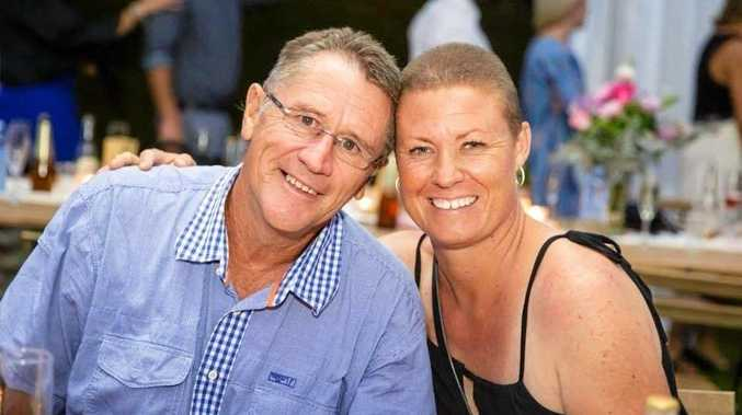 Graham and Mieke Fortune, owners of Fortune Beef, a cattle farm, wagyu and ultra black cattle stud and plant nursery at North Arm.