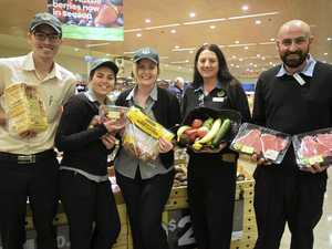 Fresh food sales to support drought stricken farmers