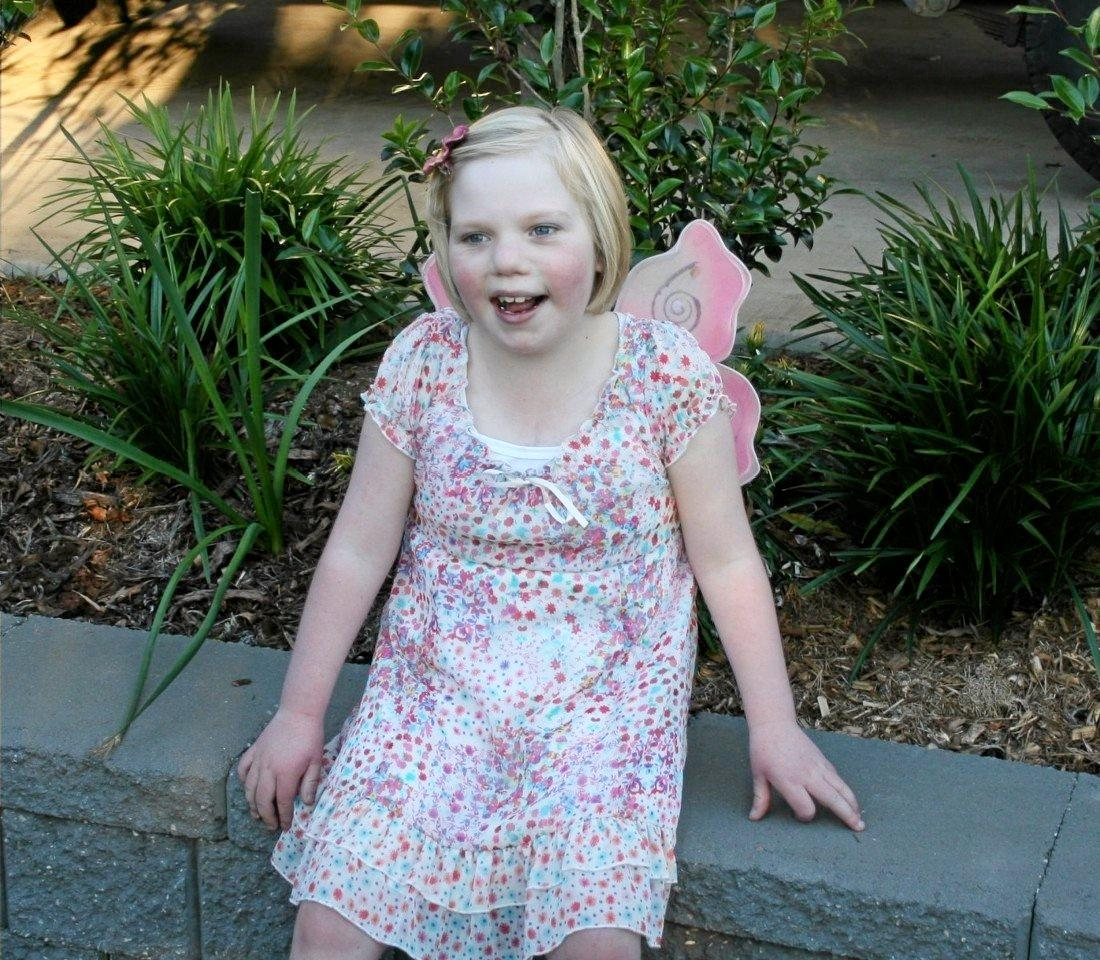 HEART ANGEL: Lorena and Chris Liebke's daughter Bethany Liebke passed away in 2011 after suffering from a congenital defect tricuspid atresia.