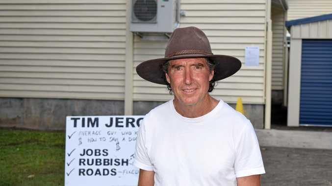 Tim Jerome.