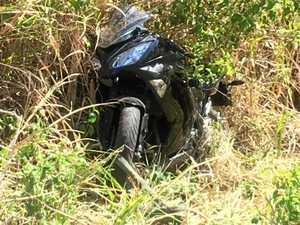 Man killed in Sunshine Mwy motorbike crash