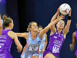 Hot Queensland Firebirds hatching a grand plan
