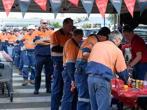 Confusion reigns as Downer workers fear future of rail jobs