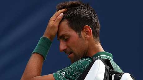 Novak Djokovic has concerns but said change was needed.