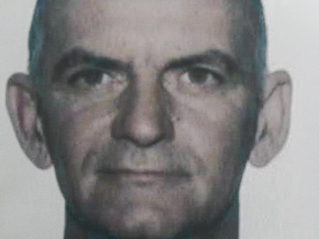 Murdered prospector Bruce Schuler. Police photo.