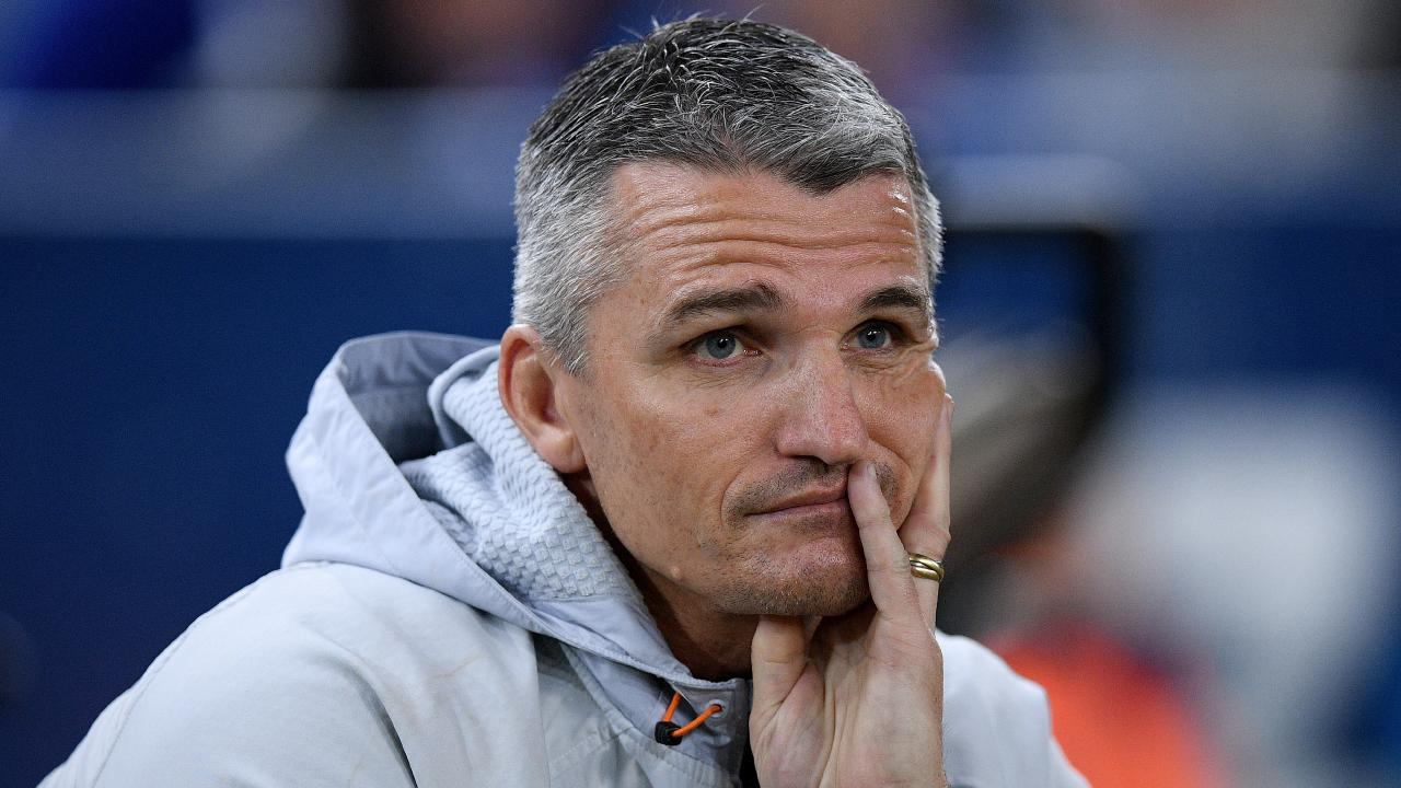 Wests Tigers coach Ivan Cleary is set to front the media tomorrow. (AAP Image/Dan Himbrechts)