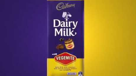 Vegemite Cadbury will not be returning. Picture: Supplied