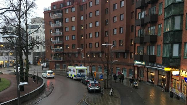 Australian man Kai Foley was stabbed to death in central Gothenburg in the early hours of December 20, 2017. Picture: GT.