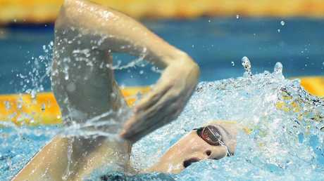 Cate Campbell was also in top form again on day two of the Pan Pacs. (AAP Image/Matt Roberts)