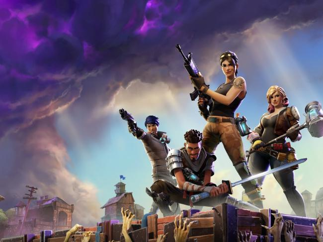 Fortnite has teamed up with Samsung to launch the game on Android. Picture: Supplied