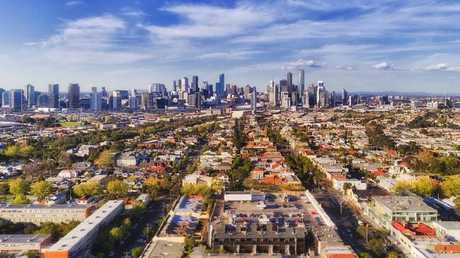 Inner-city unit markets are in for a rough time.
