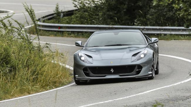 Ferrari 812 Superfast...does exactly what it says on the tin