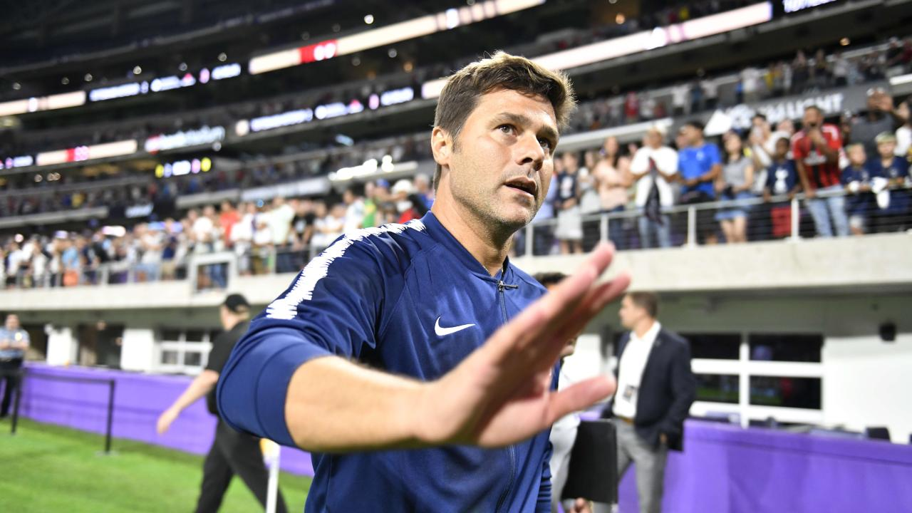 Spurs head coach Mauricio Pochettino.