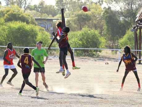 The Groote Eylandt Football League has been a big success in 2018.