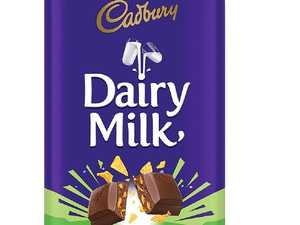 Cadbury's most 'unusual' flavour since Vegemite