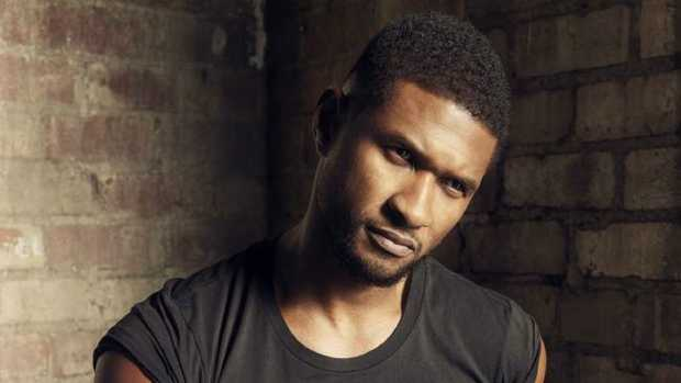Usher will bring the hits at the super-sized RNB Fridays concerts this year. Pic: Sony